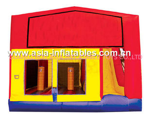 Castillo animoso inflable popular Inflatables China/combinado inflable para los niños