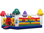 Attractive Children Games, Inflatable Funland And Funcity For Children Games