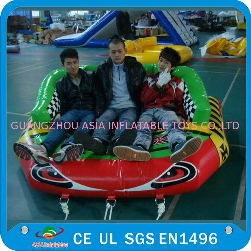 Inflatable Eagle Eyes Water Sofa, Inflatable Towable Water Sports