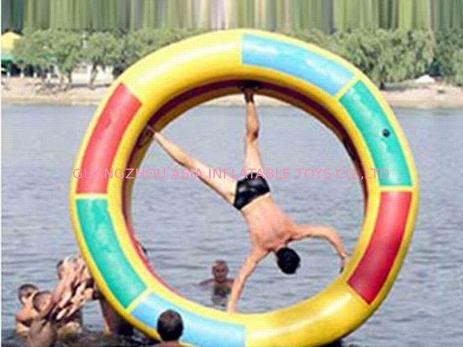 Inflatable Water Roller, Inflatable Water Park Amusement Equipment