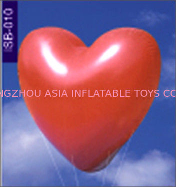 The best selling heart shape inflatable helium balloon for showing love